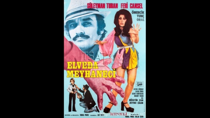 Elveda Meyhaneci - Türk Filmi [360p] Süleyman turan-Feri cansel