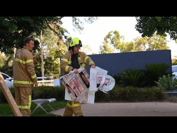 В Австралии кто то разослал посольствам посылки с порошком…