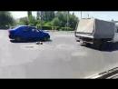 Разбитые на новой дороге машины: дорожники заделали ямы