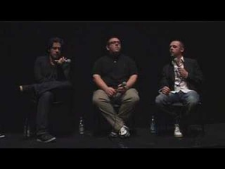 Hot Fuzz Q&A with EDGAR WRIGHT, SIMON PEGG and NICK FROST