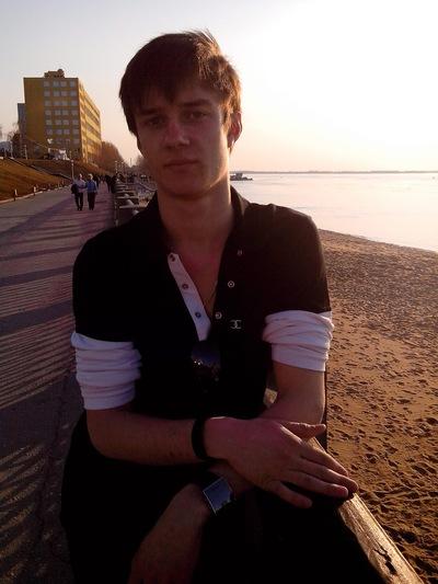 Максим Козлов, 23 марта , Самара, id88654011