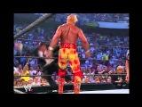 Brock Lesner vs Hollywood Hulk Hogan 08/08/02