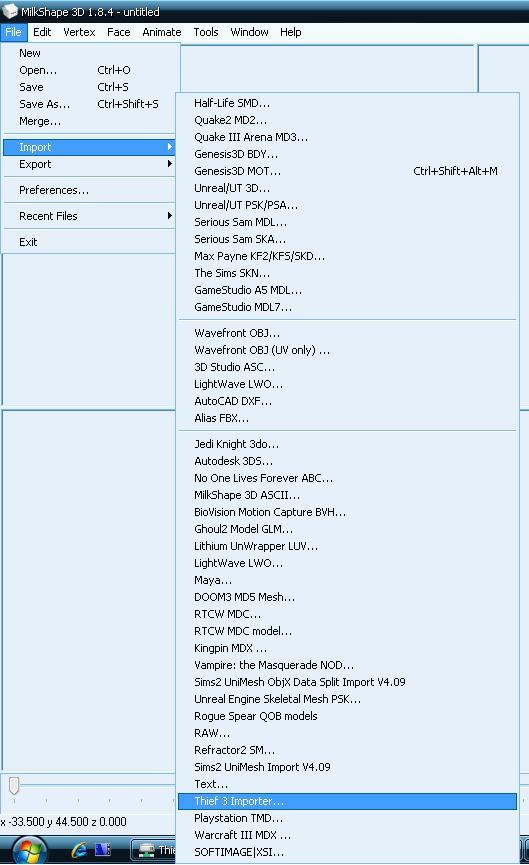 Export/Import PSK and PSA  New Garrett's model  - TTLG Forums