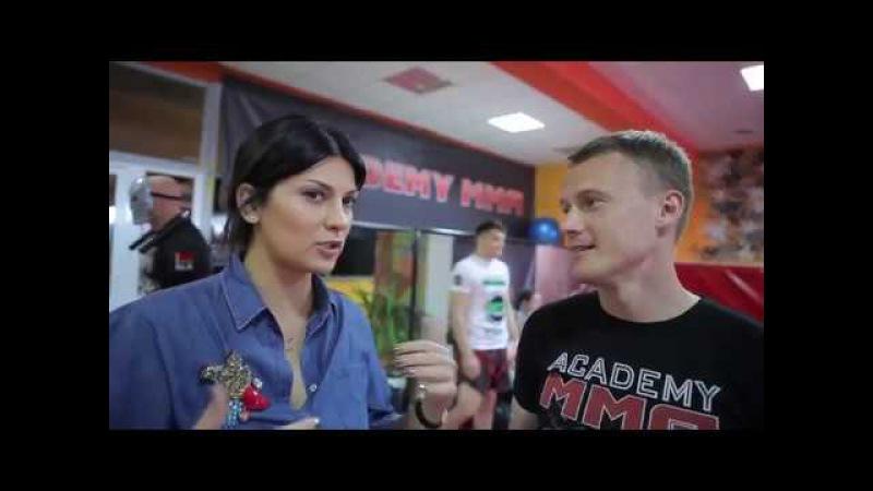 ББ Блог:Анна Бонд.Виталий Родионов vs Артем Дамковский.Академия MMA.