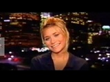 Ashley Olsen talks on Rove Australia about how Mary-Kate is doing in rehab - June 2004