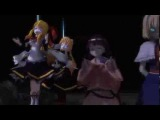 【Touhou MMD】This Is Halloween【東方】