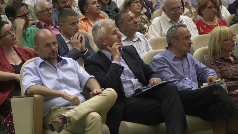 Dr. Călin Georgescu. Conferința A FI SAU A AVEA - Timisoara 21.06.2017