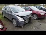 Продается Chevrolet Cobalt 2013 год после дтп за 169000