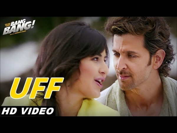 UFF | Bang Bang | Hrithik Roshan Katrina Kaif | HD