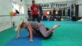 Турнир Fight and Roll Girs_4_05_2019_No Gi_абсолютка_Максимова VS Некрасова