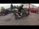 STREFA MIELEC- Zakończenie sezonu 2013 (stunt drift szparki i browarki)