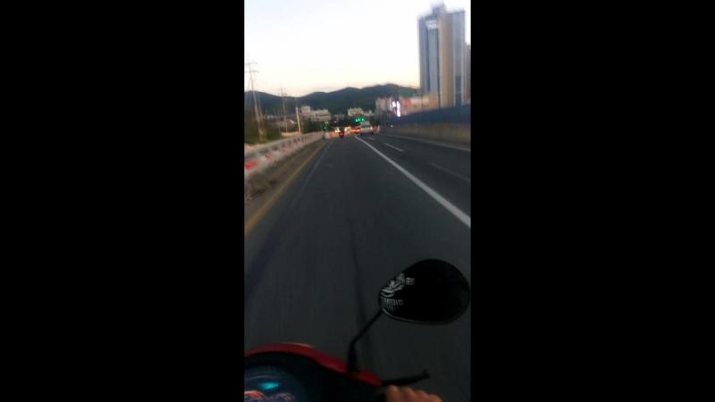 Дорога в Чиньён