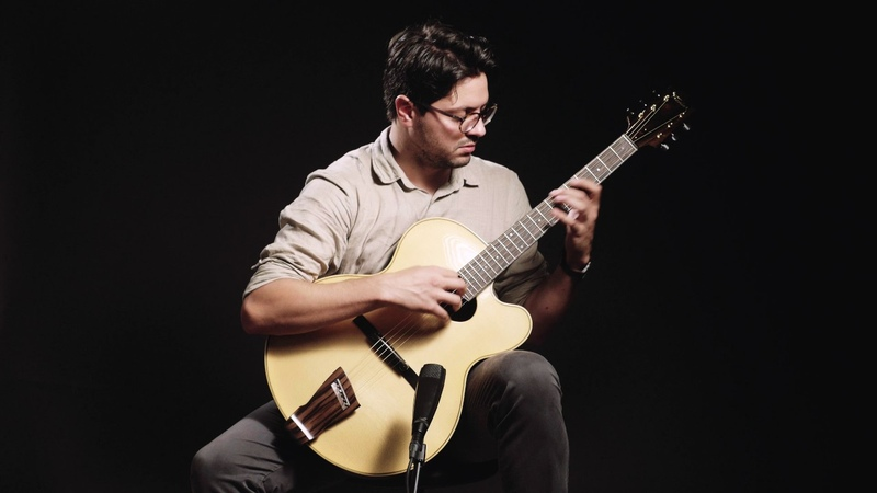 Trenier Motif Played by Pasquale Grasso