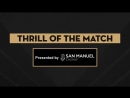 Thrill of the Match: Tyler Miller sensational double save!