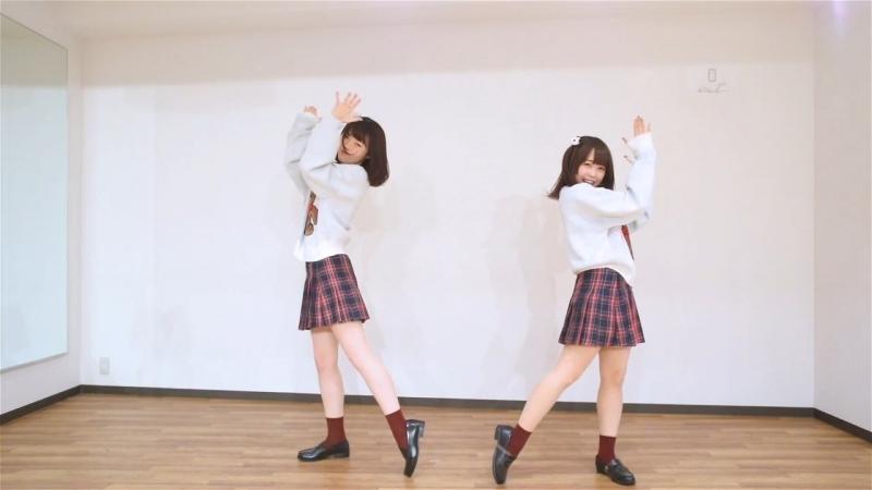 {HD}【きょお☆とみゆちー】愛×愛ホイッスル【踊ってみた】 sm32573852
