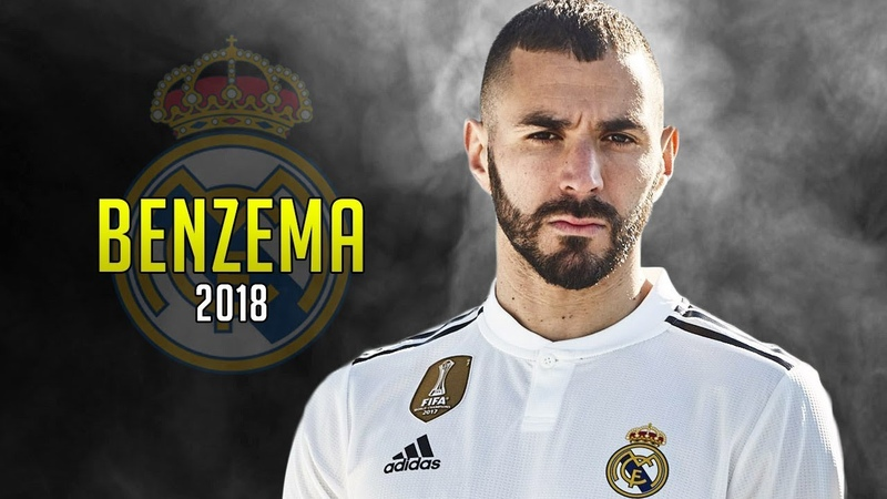 Karim Benzema 2018 ● More than a Striker | Skills Show