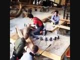 Древесина-пластилин - Идеальный ремонт