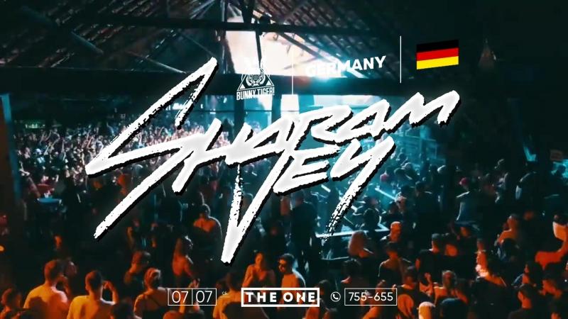 THE ONE | 7 Июля | SHARAM JEY (Germany) | Teaser 2