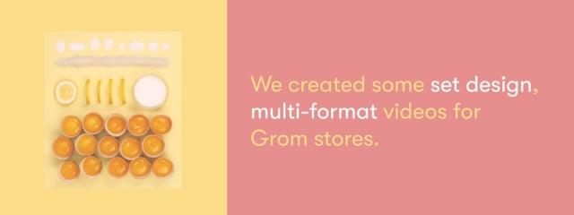 GROM Digital Signage