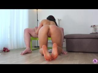 Taissia Shanti - Cult of Personality [Brunette, Small Tits, Blowjob, Deep Throat, Gonzo, Hardcore, Facial, 1080p]
