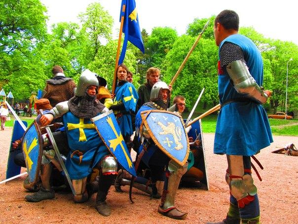 Львівські лицарі зберуться у замку на історичний табір