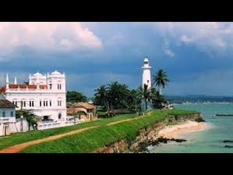 Легкое путешествие по Га́лле (Шри Ланка) - гранитный город-порт на юго-западе острова