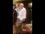 Владимир Качан исполняет любимую песню Задорнова