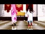 [MMD] Spinal Fluid Explosion Girl - [พี่กิ๊ปปุริ & พี่เอก Lady ◑ω◐]