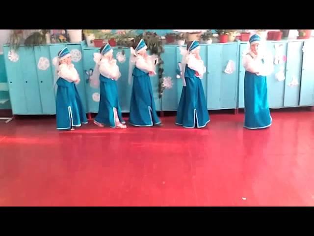 Во поле берёза стояла (танец)