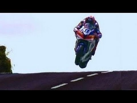 Greatest✔️Show⚡️On Earth ✅ 322.kmh-200.MPH Street Race . ISLE of MAN TT