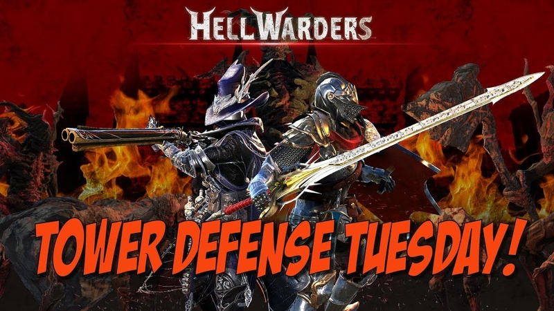 Tower Defense Tuesday - Hell Warders!