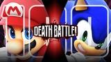Mario VS Sonic (Nintendo VS Sega) DEATH BATTLE!