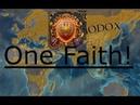 Eu4-Byzantium/Rome-Orthodox-One Faith Timelapse!
