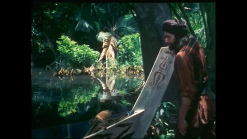 ТИГР ЕЩЕ ЖИВ: САНДОКАН ВОЗВРАЩАЕТСЯ (1977) - приключения. Серджио Соллима 720p]0