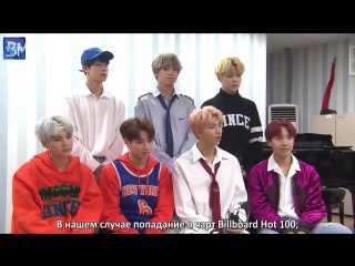 [RUS SUB][29.09.17] BTS @ KBS Exclusive Interview