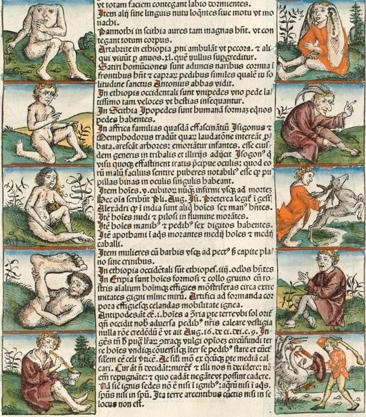 «Нюрнбергские хроники» Знаменитая первопечатная книга - всемирная история, составленная на основе сведений из древних и современных источников врачом, гуманистом и библиофилом из Нюремберга,