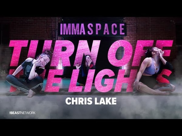 Turn off the Lights Chris Lake Janelle Ginestra Choreography IMMASPACE