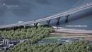 Danjiang Bridge in Taipei by Zaha Hadid Architects
