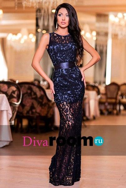 Платья вечерние фото гипюровые