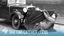 The Car Catcher Aka Motor Device 1939 British Pathé