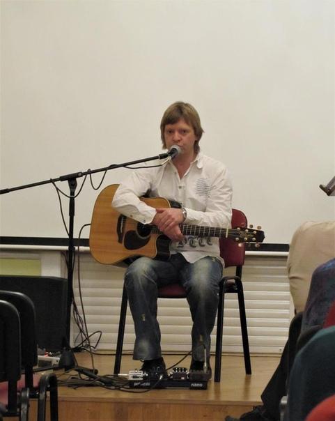 Поэт, рок-музыкант, актер Алексей Кудрявцев - АК - Страница 5 Fk73zR5drj0