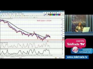 Юлия Станчева. Торговые системы и их сигналы. 18 июня. Полную версию смотрите на www.teletrade.tv