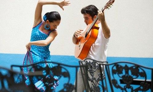 Скачать песню под испанский танец