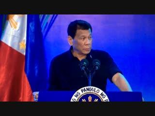 Trillanes, hindi dumaan a matinding training ng PMA - Duterte