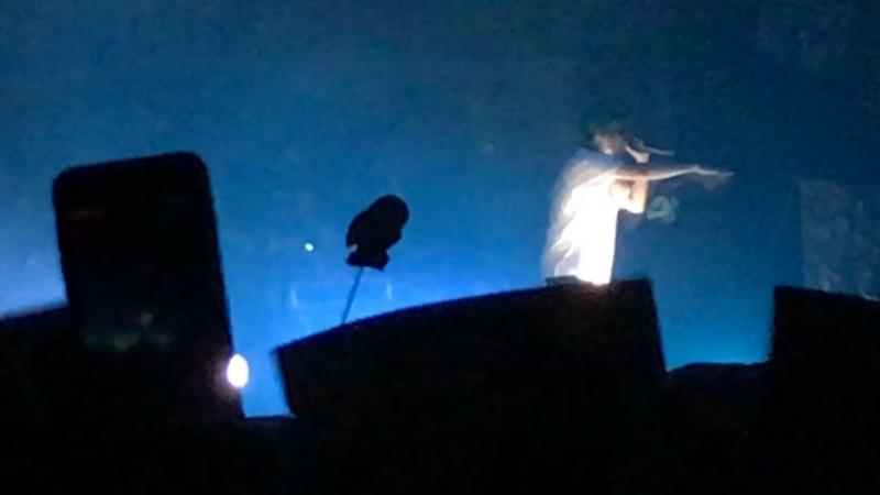 Mike Shinoda - Remember the name (Fort Minor) 1.09.18 Москва Stadium