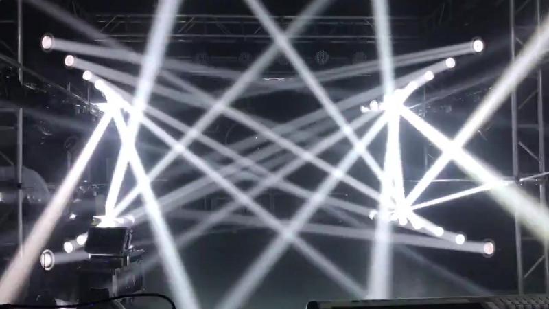 Cabeza movil beam 7r 230w discoteca movil video stock in madrid sales DJ Para todo tipo de Eventos