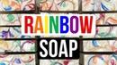 Rainbow Drop Soap 🌈 Royalty Soaps