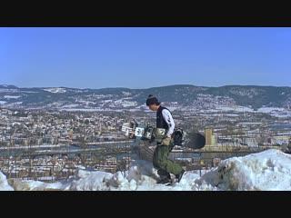 Blender - adidas Snowboarding movie