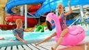 Barbie italiano Acquaparco per bambini Giochi educativi con i giocattoli