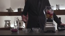 Как равномерно измельчить продукты и как приготовить смузи в блендере BORK B802